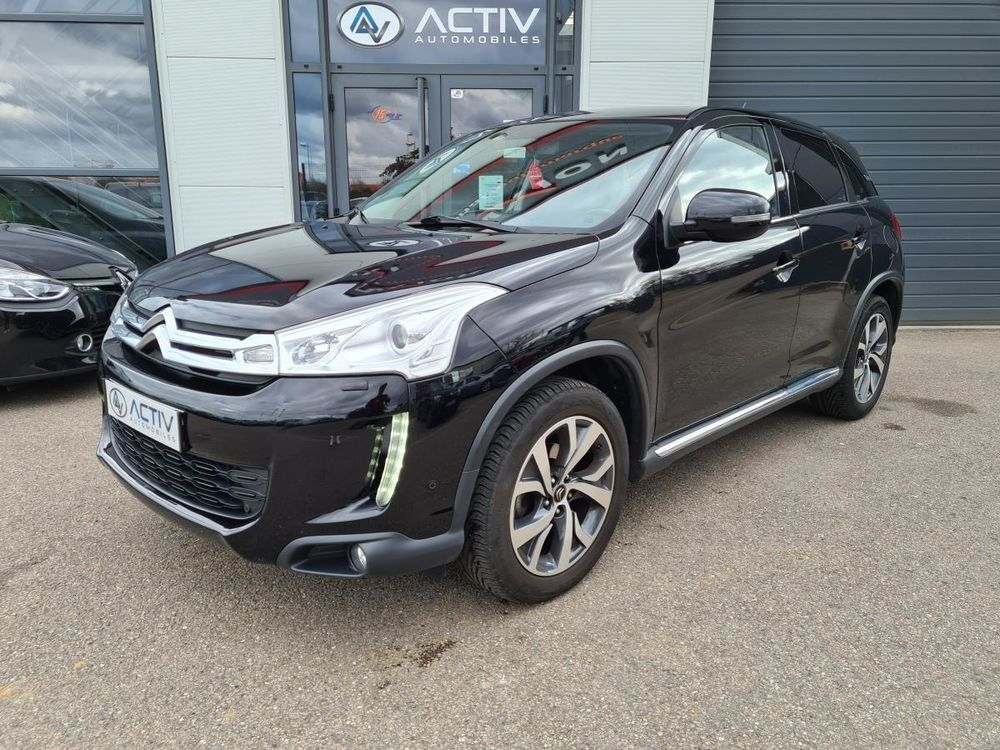 C4 Aircross 1.6 e-hdi 115 4x2 exclusive 2017 occasion 57525 Talange