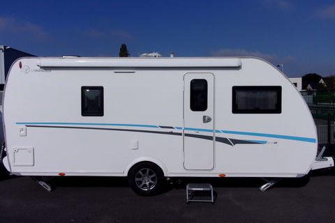 Caravane Caravane 2018 occasion La Bazoge 72650
