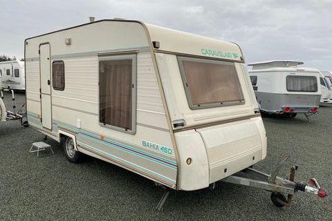 Caravane Caravane 1993 occasion Beaulieu-sur-Layon 49750