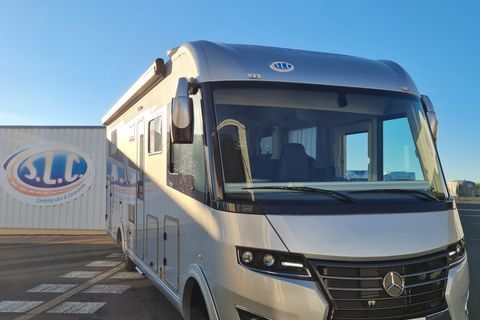 Camping car Camping car 2022 occasion Beaulieu-sur-Layon 49750