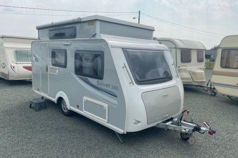 Caravane Caravane 2012 occasion Beaulieu-sur-Layon 49750