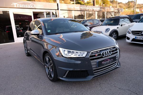 voiture audi s1 sportback 2 0 tfsi 231 quattro occasion essence 2015 24900 km 28990. Black Bedroom Furniture Sets. Home Design Ideas