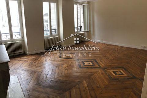 À Provins, grand appartement à louer 700 € par mois 720 Provins (77160)