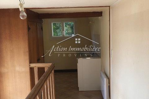 Appartement en location F2/F3 CENTRE VILLE en duplex 664 Provins (77160)