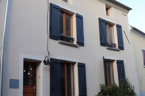 Séduisante maison de village rénovée 139000 Rebais (77510)