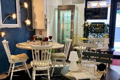 Restaurant 60 couverts hypercentre de MENTON - BAISSE DE PRIX ! 196200 06500 Menton