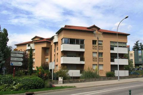 Roussillon appartement T2 dans résidence sécurisée 590 Roussillon (38150)