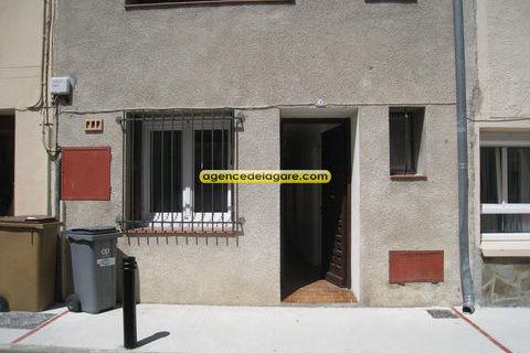 RARE ! ARGELES : APPARTEMENT T2 PLAIN-PIED AVEC GARAGE : Réf M.1335 522 Argelès-sur-Mer (66700)