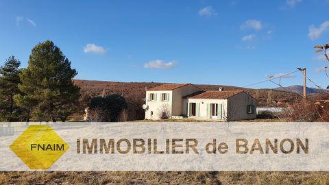 Location Maison Banon (04150)