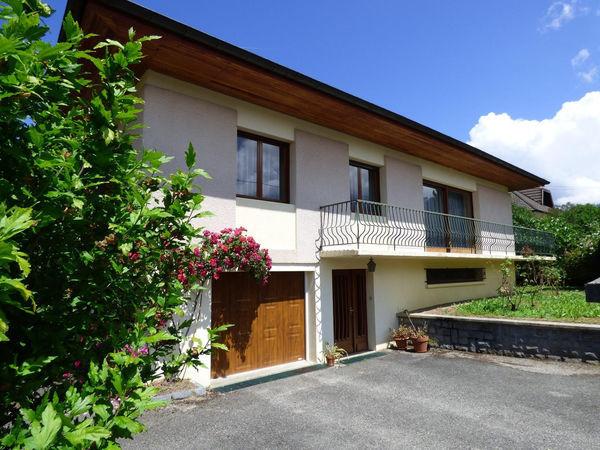 Annonce vente maison la roche sur foron 74800 113 m for Terrain plus maison