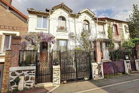 Maison 5 pièces 379000 Noisy-le-Sec (93130)