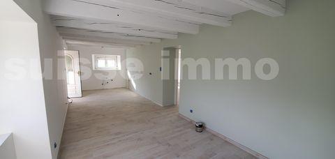 Maison de village  110 m² totalement renovée avec combles aménageables 139000 Lougres (25260)
