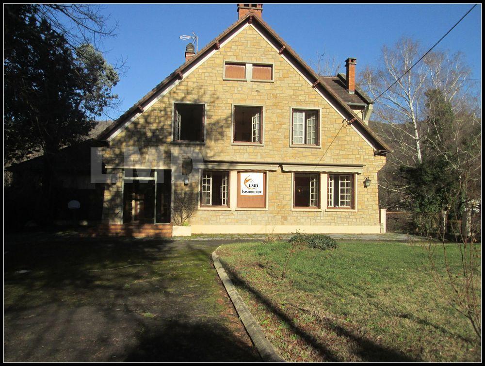 Vente Maison Aveyron Aubin deux maisons sur un terrain de 2800 m2 Aubin