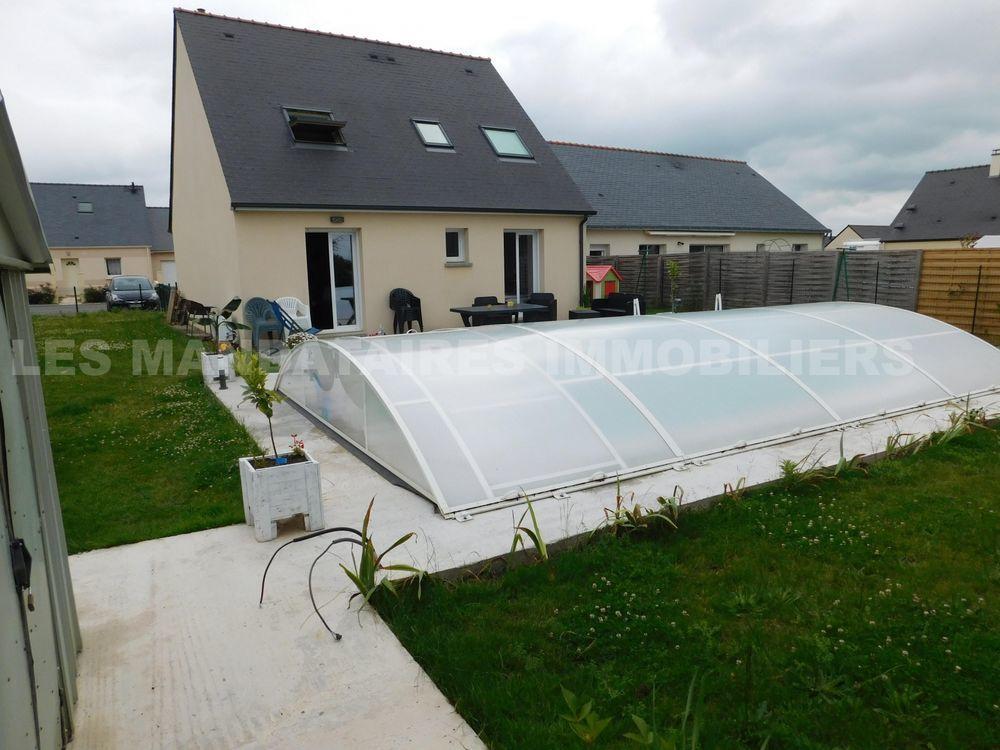Vente Maison Maison récente de 2014 Chateauneuf-sur-sarthe