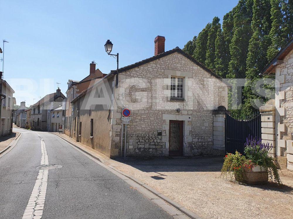 Vente Maison MAISON DE VILLAGE - HABITATION OU ACTIVITÉ PROFESSIONNELLE Champigny-sur-veude