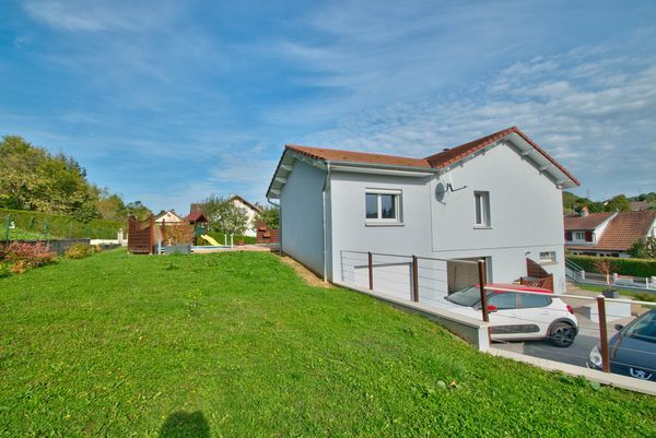 Vente Maison maison/villa 5 pièce(s) 100 m2  à Besancon