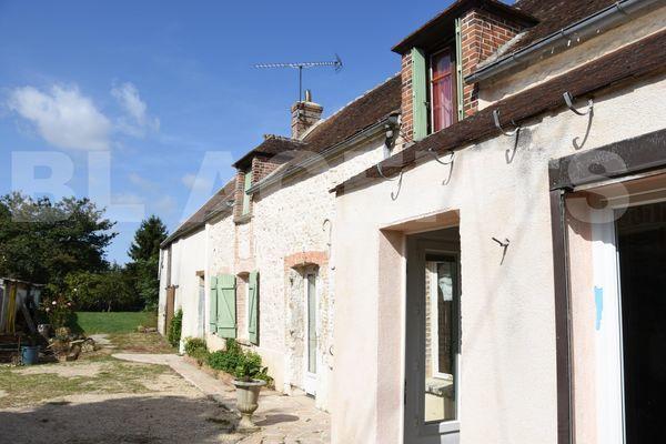 Annonce vente maison vimpelles 77520 148 m 147 000 for Maison petit prix