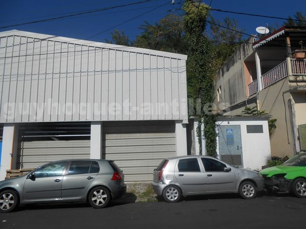 Annonce Location Local Commercial Martinique 97200