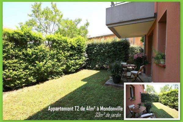 Annonce vente appartement mondonville 31700 41 m 111 000 992737961513 - Vente appartement avec locataire ...