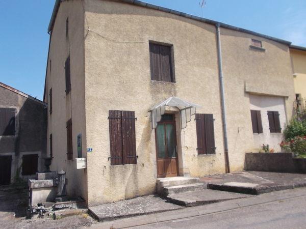 Annonce vente maison champlitte 70600 121 m 41 000 for Achat premiere maison subvention