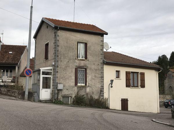 Annonce vente maison remiremont 88200 74 m 28 990 for Assurance travaux maison