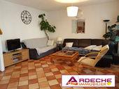 Vente Maison A 15mn de PRIVAS, maison de hameau avec jardin et garage  à Pranles
