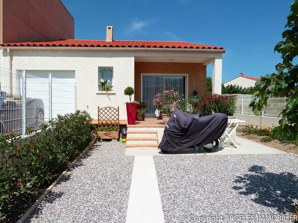 Annonce vente maison argel s sur mer 66700 78 m 258 for Garage ford argeles sur mer