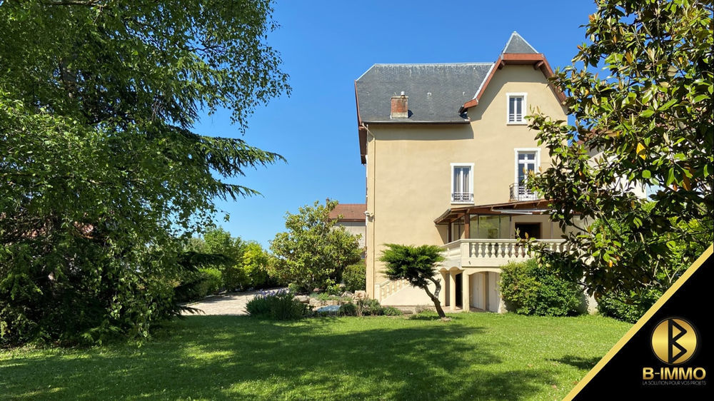 Vente Maison Maison de caractère de 170m2 habitable sur 1100 m2 de terrain Beaurepaire