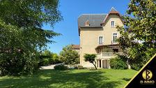 Maison de caractère de 170m2 habitable sur 1100 m2 de terrain 365000 Beaurepaire (38270)
