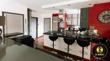 Maison 5 pièces 245 m2 799000 Seyssuel (38200)