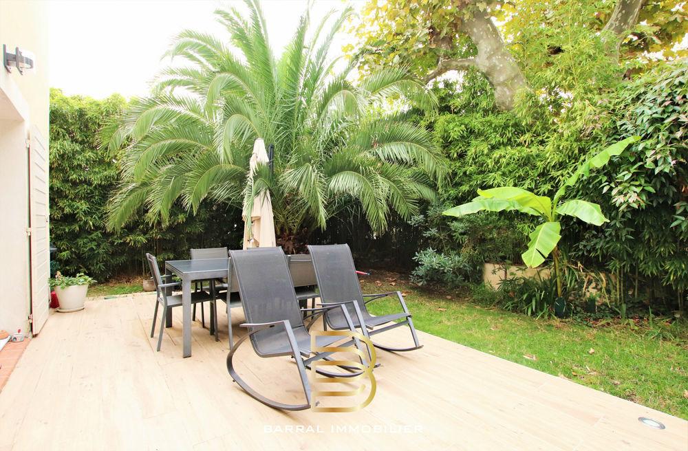 Vente Maison Maison de type 5/6 de 120 m2 avec jardin de 300 m2 quartier Sainte Marthe 13014 Marseille 14
