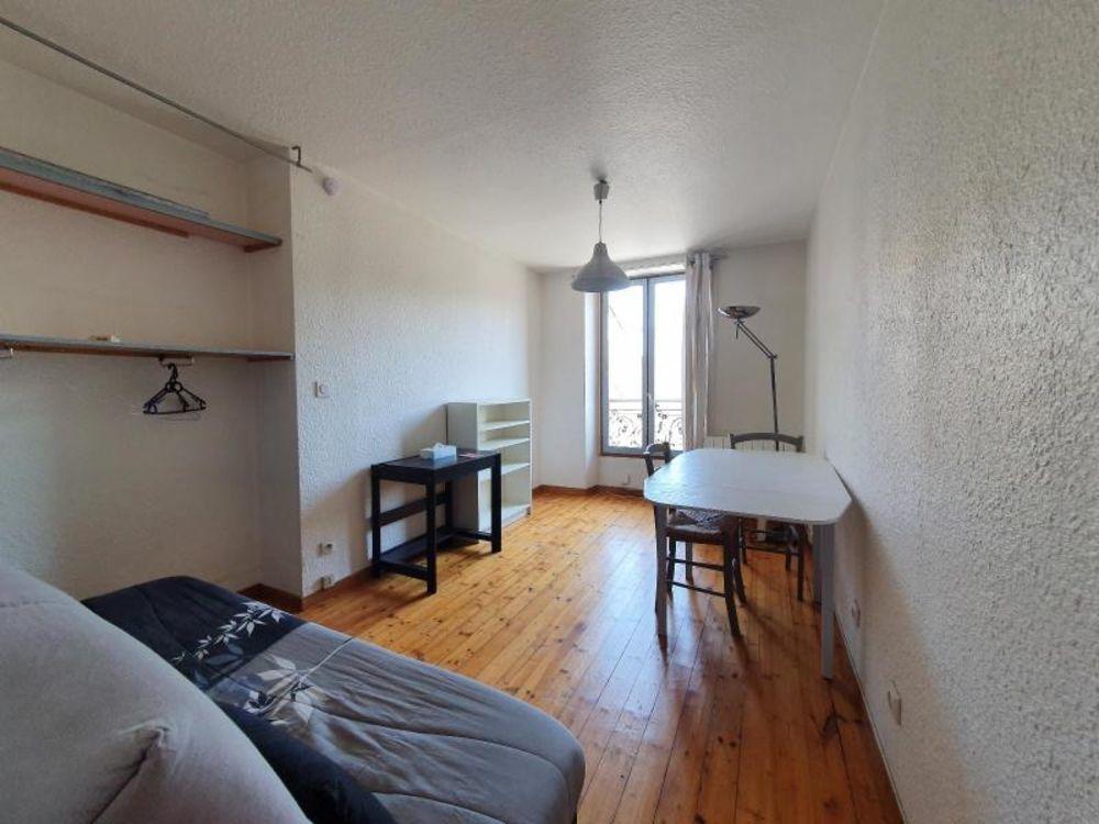location Appartement - 1 pièce(s) - 18 m² Grenoble (38000)