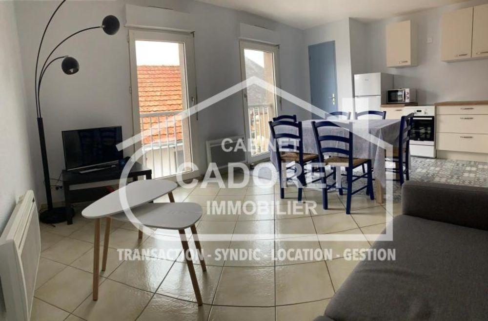 location Appartement - 3 pièce(s) - 43 m² Pornic (44210)