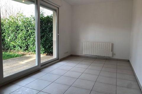 T1 de 25.50m2 en rez-de-jardin à THONON 99990 Thonon-les-Bains (74200)