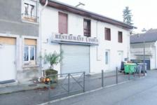 Murs commerciaux restauration + logement 310000 38400 St martin d heres