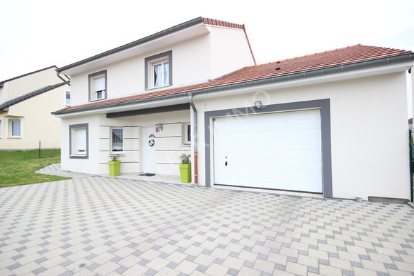 Annonce vente maison boulay moselle 57220 120 m 220 for Vente maison individuelle moselle