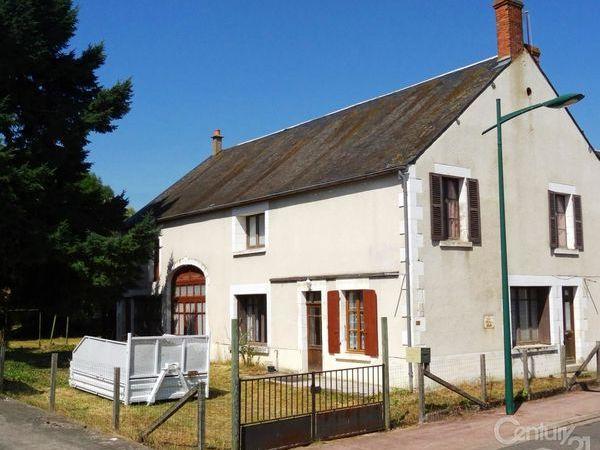 Annonce vente maison belleville sur loire 18240 190 m for Belleville sur loire piscine