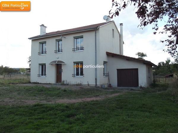 annonce vente maison saint germain laval 42260 136 m 110 000 992739304461. Black Bedroom Furniture Sets. Home Design Ideas