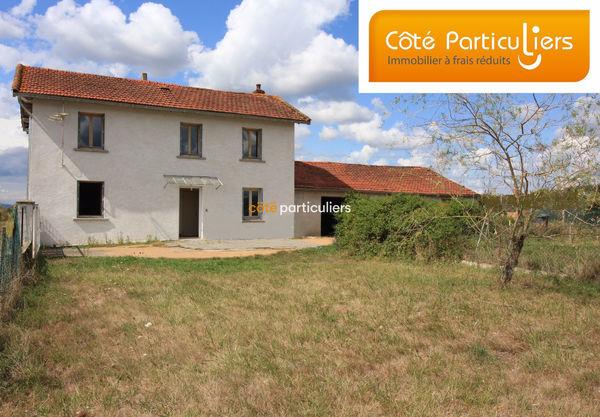 Annonce vente maison balbigny 42510 100 m 119 990 for 100 m2 de terrain