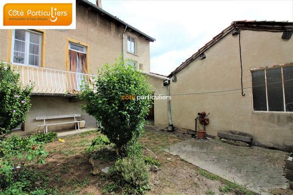 Annonce vente maison balbigny 42510 200 m 124 990 for Vente maison avec atelier