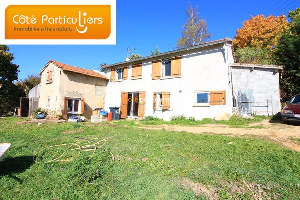 Annonce vente maison balbigny 42510 100 m 104 990 for 100 m2 de terrain
