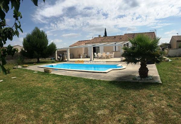 Annonce vente maison carcassonne 11000 97 m 237 000 for Piscine trebes