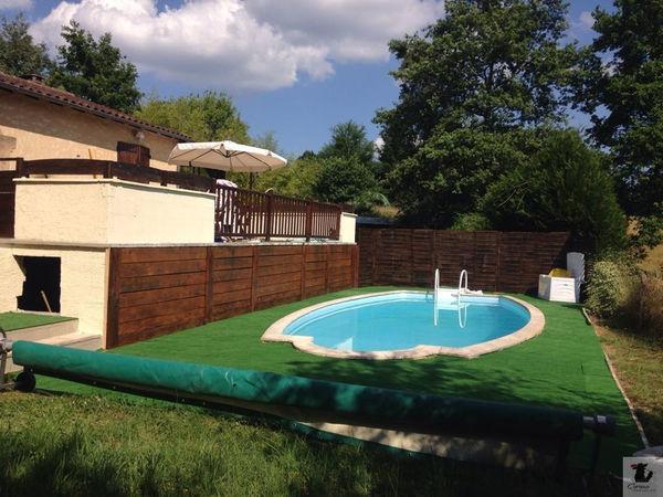 Annonce vente maison maurens 24140 110 m 151 000 for Construction piscine bergerac
