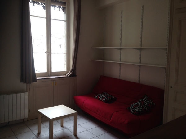 annonce location appartement grenoble 38000 21 m 480. Black Bedroom Furniture Sets. Home Design Ideas