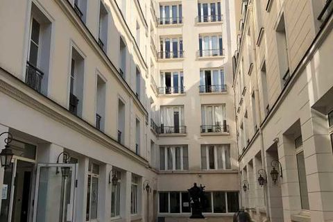 Bureaux - A LOUER - 71 m² non divisibles 4834 75010 Paris