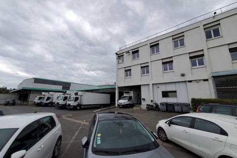 Bureaux - A LOUER - 413 m² non divisibles 2924 94320 Thiais