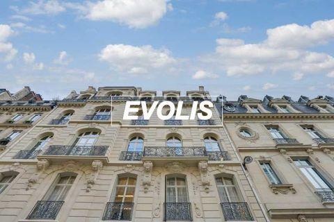 Bureaux - A VENDRE - 205 m² non divisibles 3915500 75008 Paris