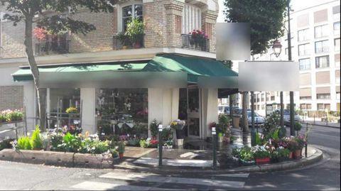 Locaux commerciaux - CESSION DE BAIL - 82 m² non divisibles 0 92250 La garenne colombes