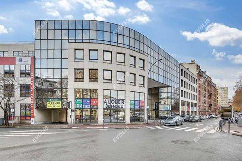 Bureaux - A LOUER - 248 m² divisibles à partir de 124 m² 5166 92130 Issy les moulineaux