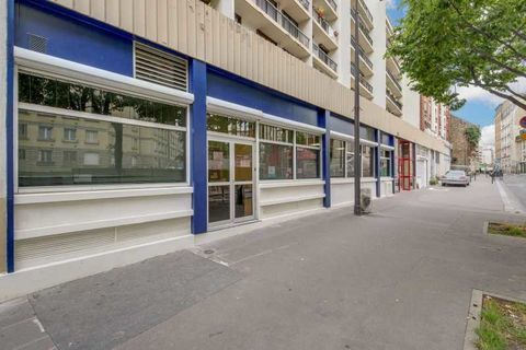 Bureaux - A VENDRE - 153 m² non divisibles 1060000 75012 Paris